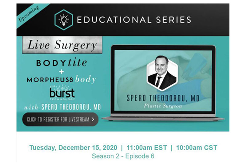 Inmode's Surgical Educational Series